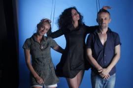 backstage with AGNIESZKA CHRZANOWSKA