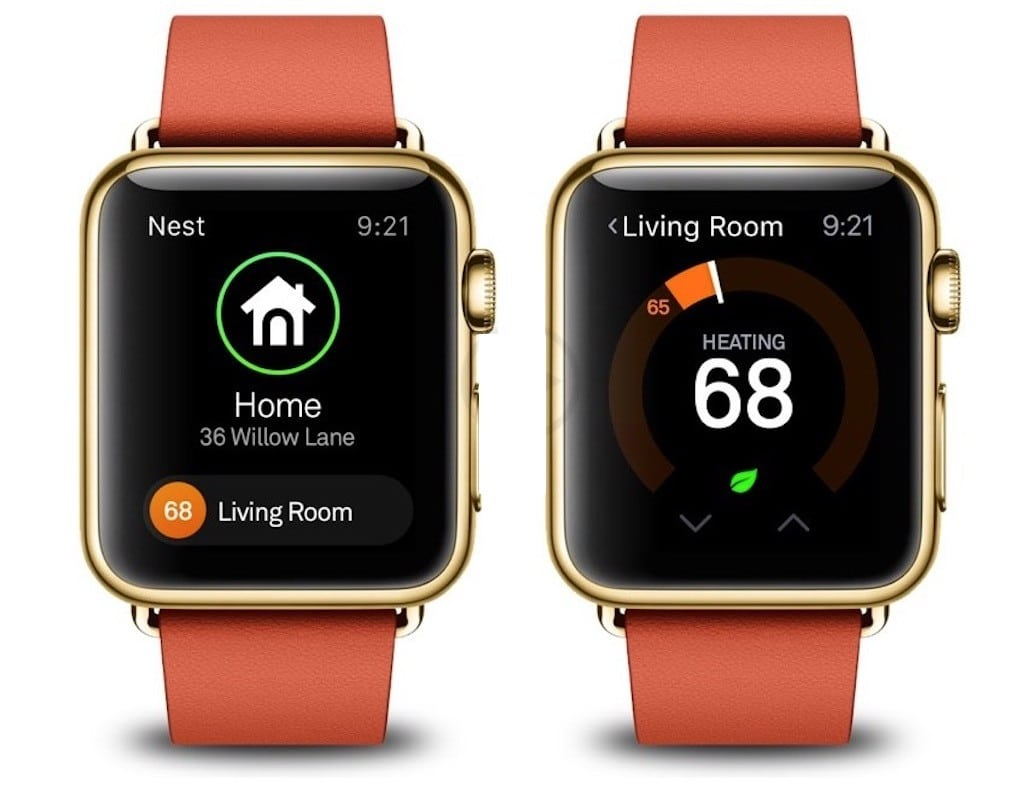 nest 3 compatible iphone apple watch pas homekit