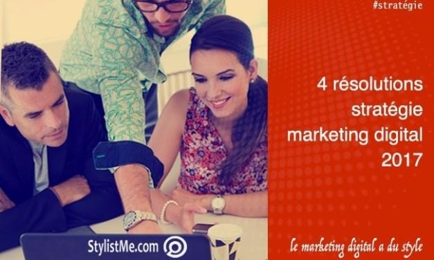 Stratégie marketing digital : 5 priorités 2017