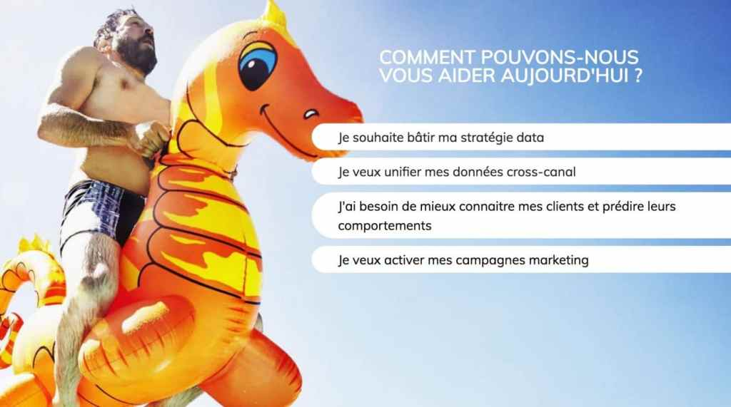 DMP c'est quoi ? définition et usage de la gestion de la big data marketing