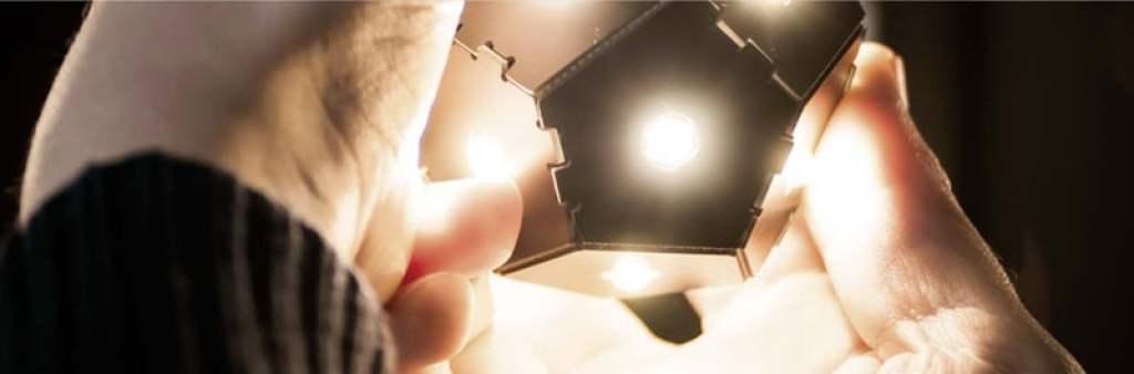 Ampoule connectée Smarter de chezNanoleaf compatible Apple Maison
