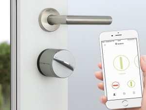 errure connectée homepod danalock smart lock