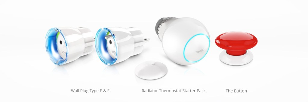 Vanne Thermostatique Connecte Fibaro Compatible Homekit Ou ZWave