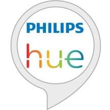 skill amazon exemple Philips Hue