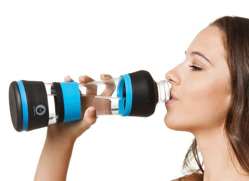 H2O-Pal-bouteille connectée test avis