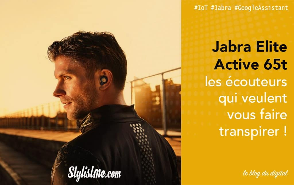 Jabra Elite Active 65t test avis