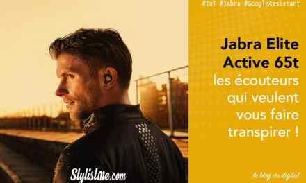 Jabra Elite Active 65t test avis des écouteurs à commande vocale