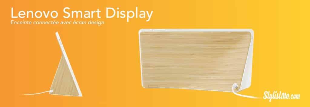 lenovo smart display test avis design