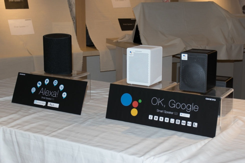 onkyo g3 et P3 test avis google home amazon alexa