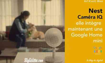 Nest Cam IQ test avis : caméra intérieure ou extérieure avec Google Home