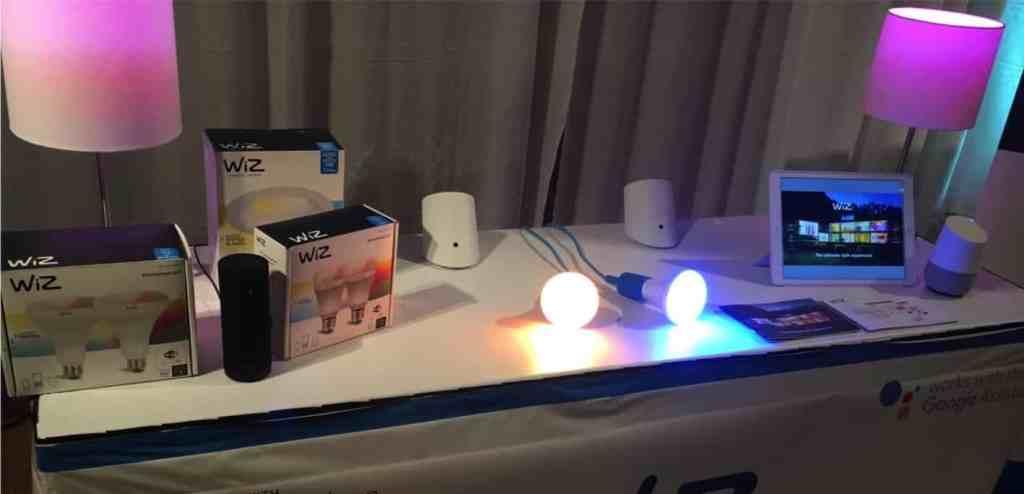 WiZ ampoules connectées test avis