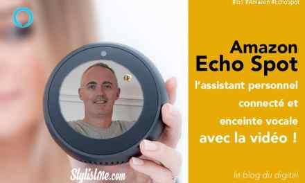 Amazon Echo Spot test avis : le mini assistant personnel avec la vidéo