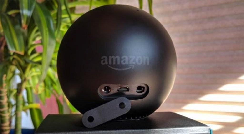 Amazon Echo Spot test avis connexion