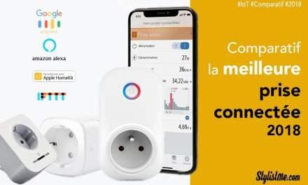 Meilleure prise connectée 2018 : comparatif guide et compatibilité assistants vocaux