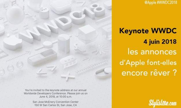 Keynote Apple 2018 WWDC 4 juin : toutes les nouveautés