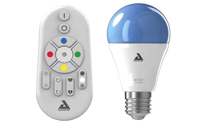 ampoule connectée Awax mesh smartlight