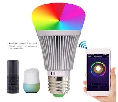 ampoule google home la moins cher