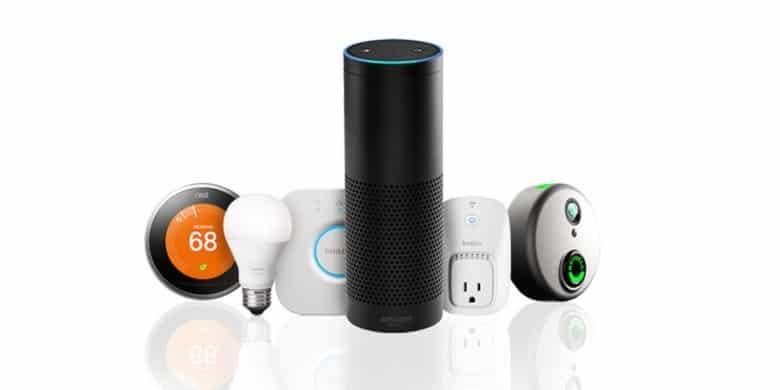 Amazon guide echo domotics objets connectés