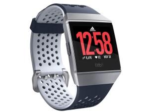 marché montre connectée 2018 Fitbit Adidas Ionic
