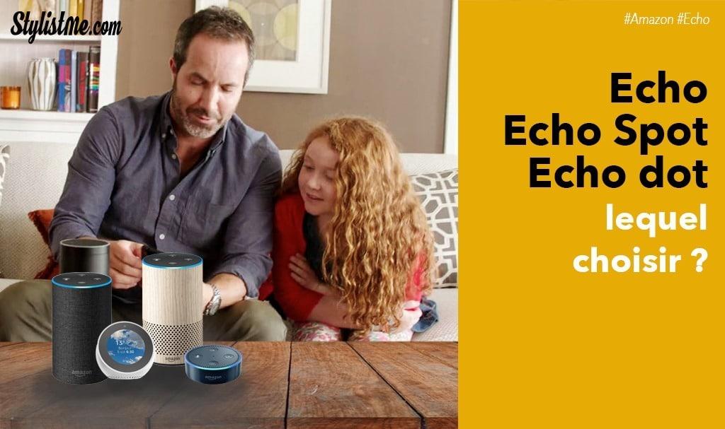 Amazon Echo Dot Plus Spot Show Connect
