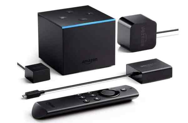 Cube Amazon Fire TV avis test prix