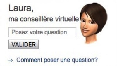 Laura assistante virtuelle edf