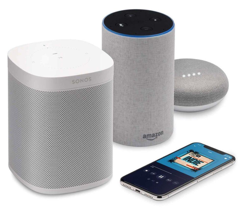 TunIn Amazon Alexa Echo Dot Spot