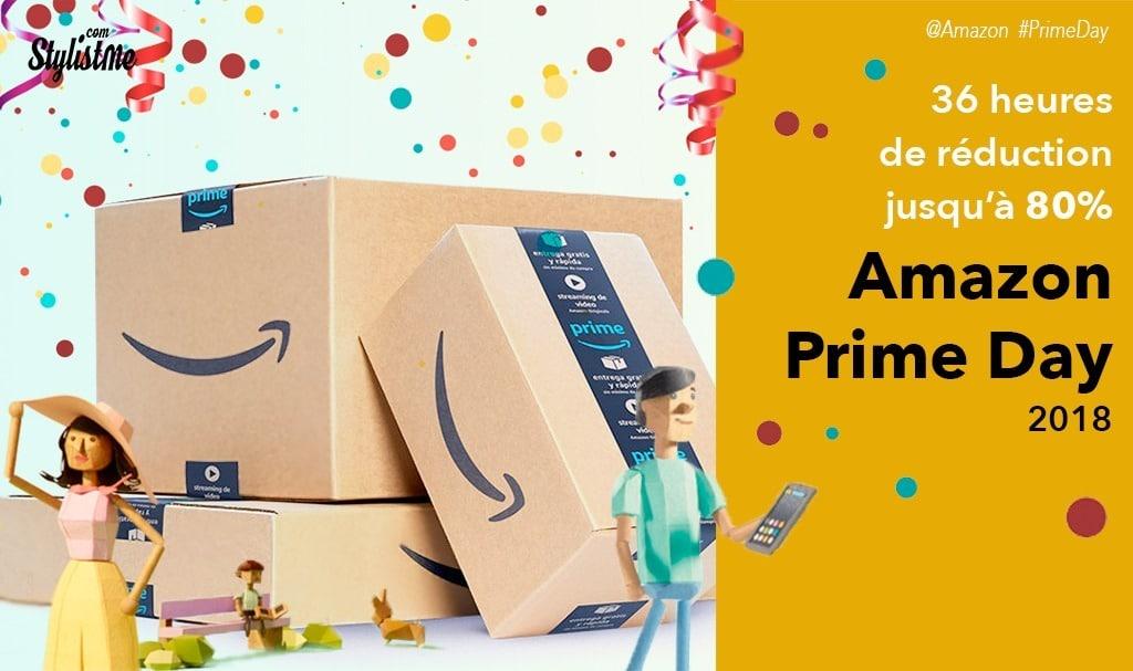 Amazon Prime Day 2018 comment en profiter le 16 juillet