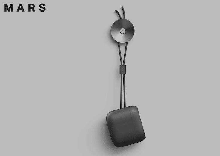 Mars earbuds écouteurs traducteur Line Naver boitier