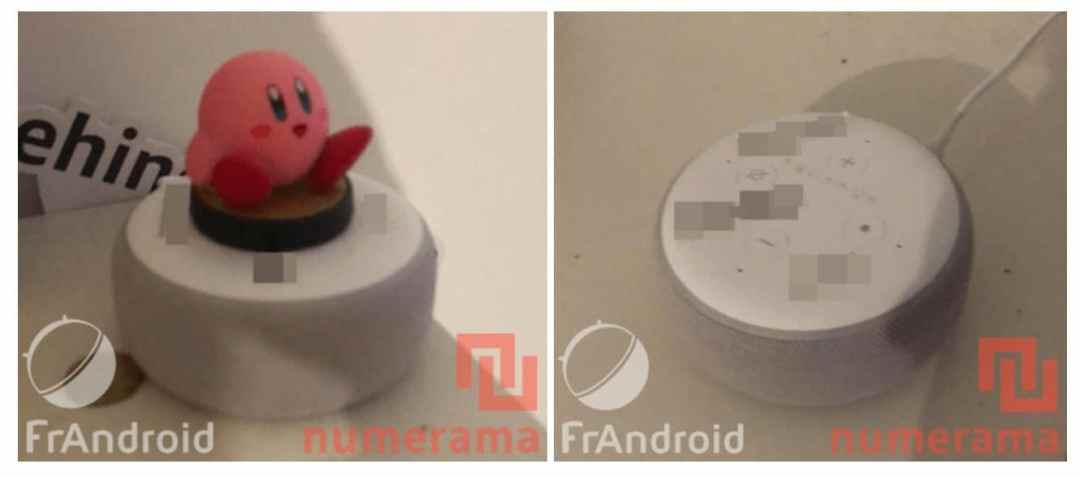 amazon Echo Dot 3 Donut