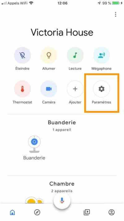 comment accéder aux routines google home 1