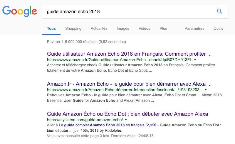 7 techniques SEO pour optimiser votre site e-commerce description produit