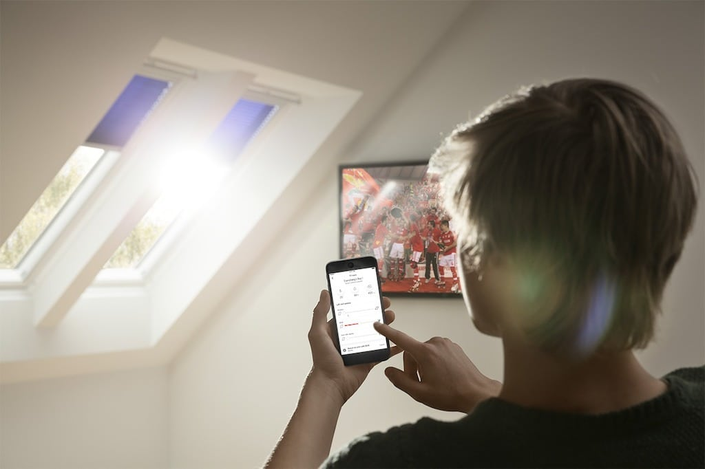 Velux Active with Netatmo Apple HomeKit