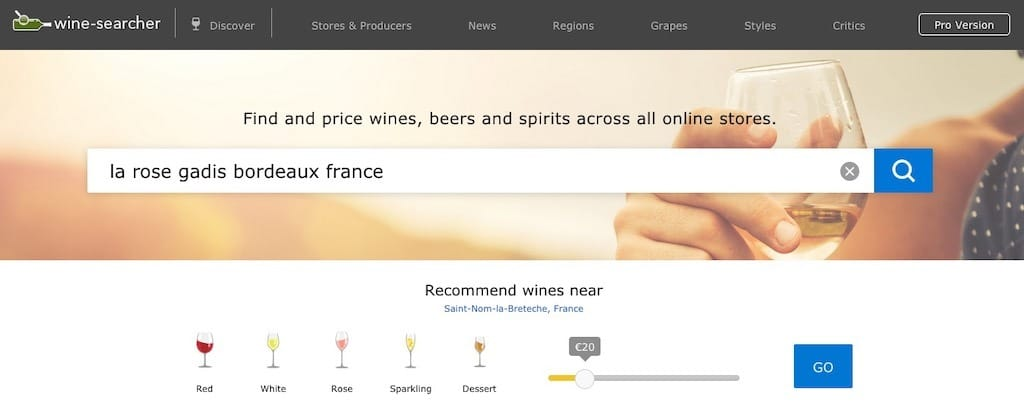 comparateur prix vin en ligne foire aux vins