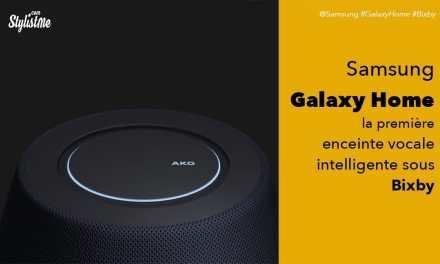 Galaxy Home avis test de la nouvelle enceinte vocale de Samsung