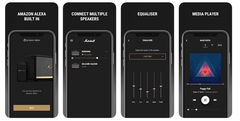 app Marshall Voice iPhone android