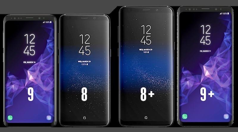 Modifier Photo Samsung S9