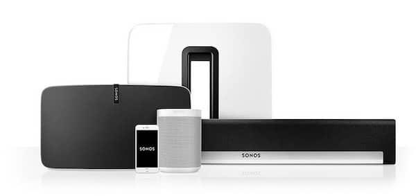 sonos one compatible alexa apple music