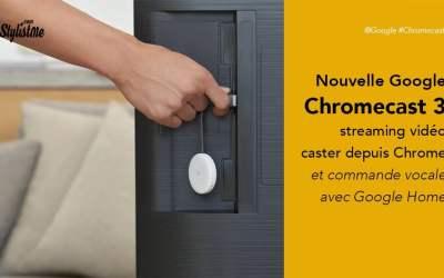 Google Chromecast 3 test avis du streaming audio et vidéo pour télévision