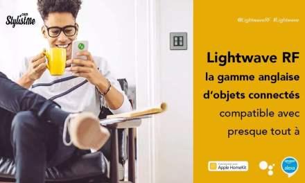 LightwaveRF avis test objets connectés compatibles HomeKit, Alexa et GH