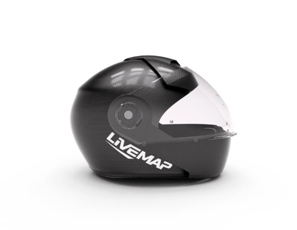 Livemap casque connecté