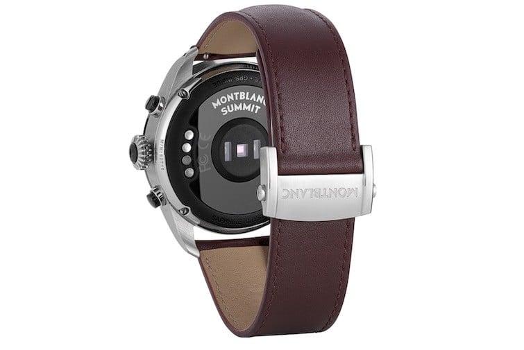 Montblanc summit 2 avis test bracelet