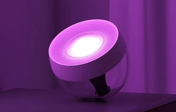 Philips Hue Ambiance Living Iris White and Color avis test