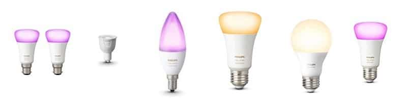 Philips Hue avis test ampoules connectées Google Home Alexa HomePod