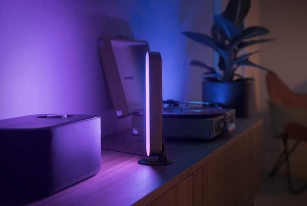 Philips Hue Play test avis ambiance white and color