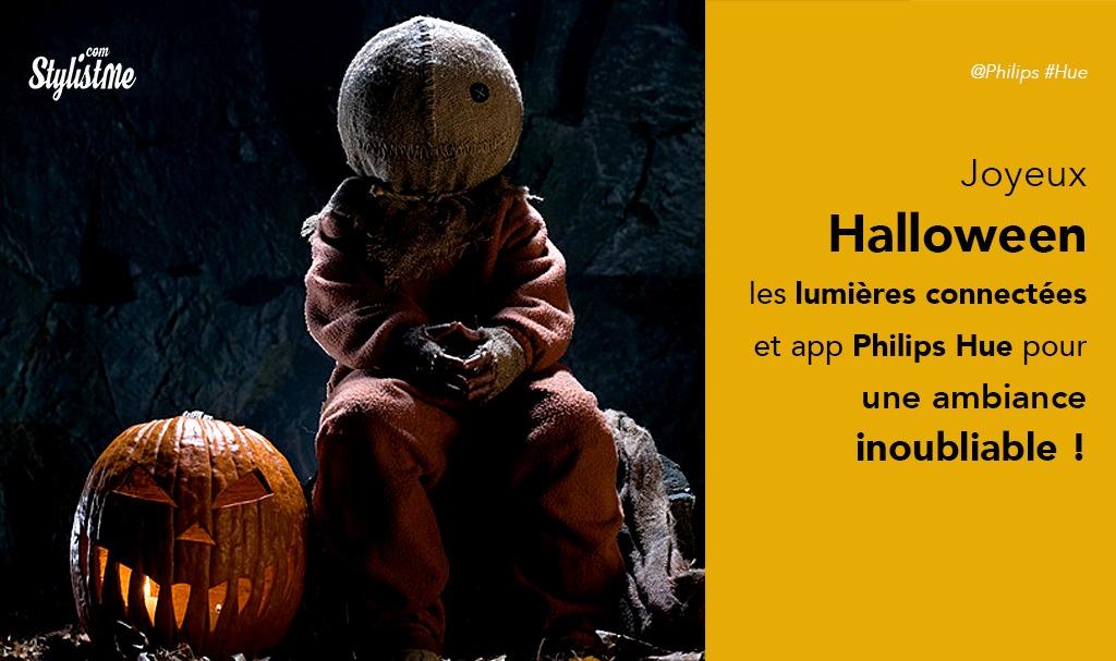 Maison connectée comment faire un son et lumière spécial Halloween [Tuto]