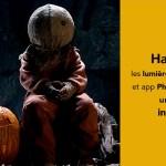 Tuto Philips Hue spécial Halloween effets son et lumière