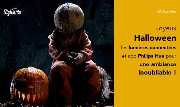 Philips Hue spécial Halloween effets son et lumière [Tuto]