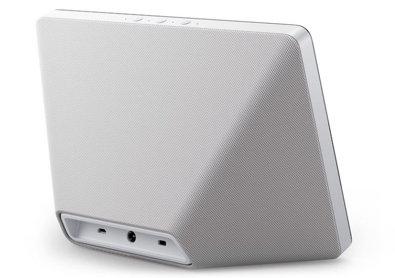 Amazon Echo Show 2 prix avis test design dos