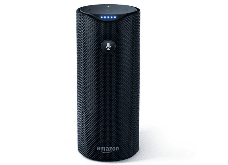 Amazon Echo Tap prix avis test design